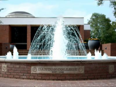 Darton Fountain Retouch